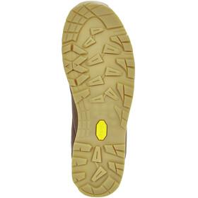 Garmont Miguasha Low Nubuk FG Shoes Women Beige/Light Blue